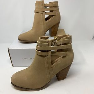 Call it Spring Magliaro Cutout Booties Size 8.5